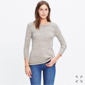 Thermal Side Button Pullover